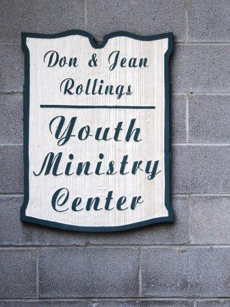 Rollings Youth Ctr Sign 3